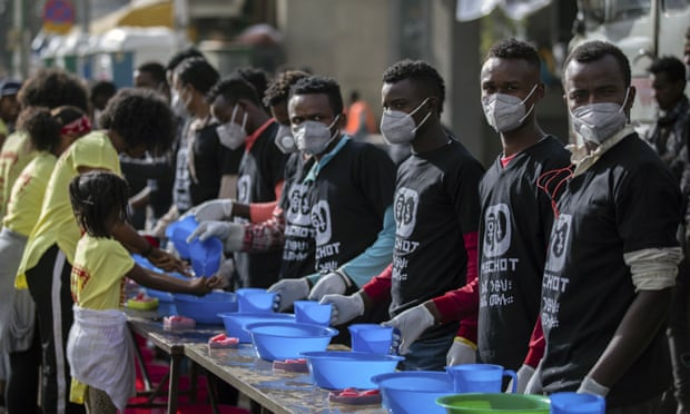 Coronavirus infections in Africa are rapidly rising. Its weak health systems may buckle